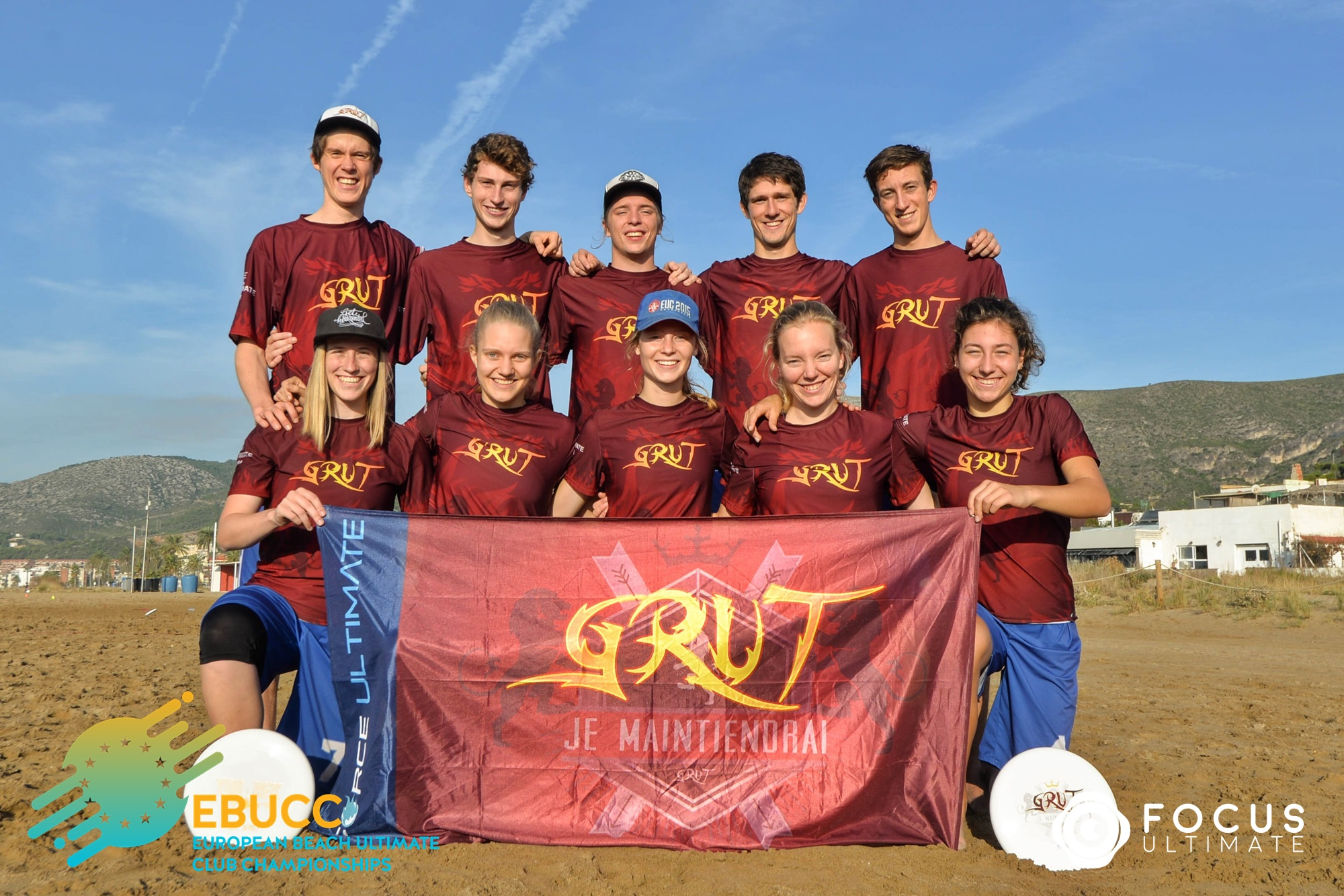 Team picture of GRUT Mixed