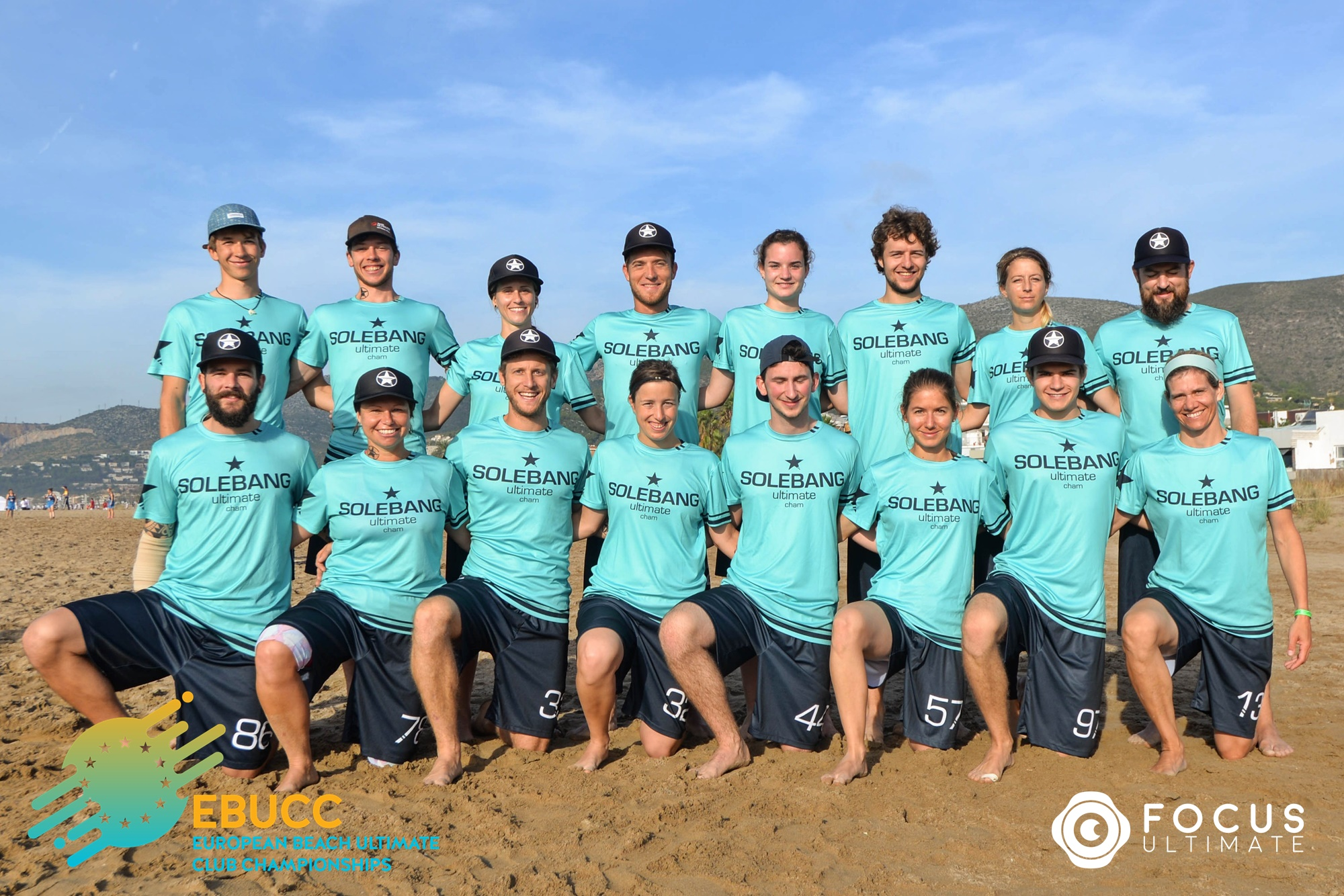Team picture of Solebang Mixed
